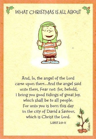 charlie brown charlie brown christmas  true meaning  christmas  pinterest