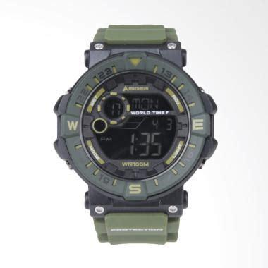 Jam Tangan Eiger Aconcagua Blackgreen jual jam tangan eiger terbaru bergaransi harga menarik blibli