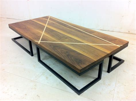 walnut coffee table sycamore