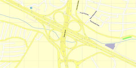 printable map istanbul printable map istanbul turkey g view level 17 ai 10 ai pdf