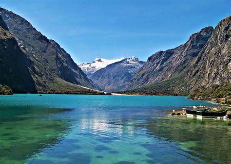 imagenes de web laguna treks huaraz lake llanganuco and trail maria josefa full day
