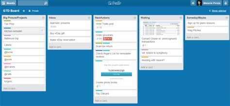 trello board templates how to organise your entire with trello lifehacker