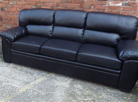 Leather Sectional Sofa Clearance Leather 3 Seater Sofa Clearance