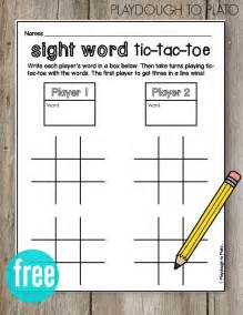 Tic Tac Toe Template Word by 25 Best Learning Ideas On Learning