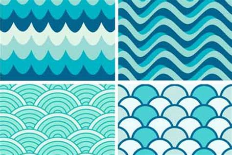 nautical pattern vector free nautical background 90 seamless sailing and beach patterns