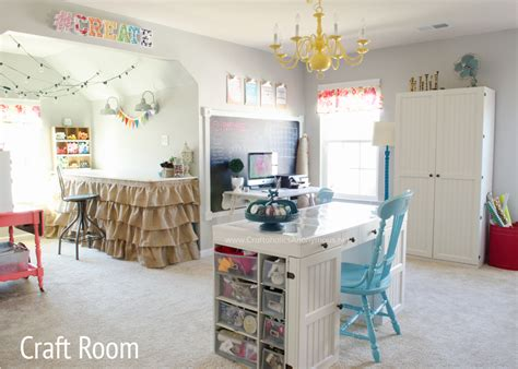 room tour craftaholics anonymous 174 craft room tour