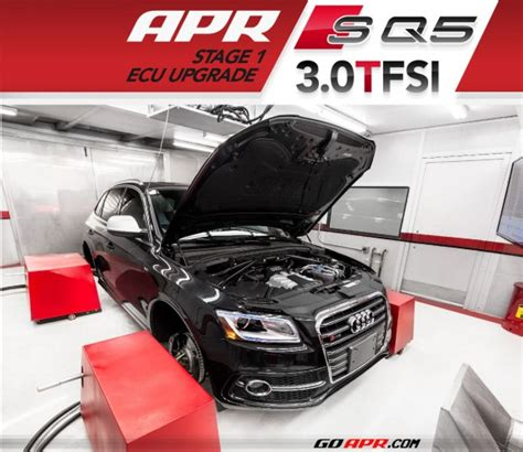 audi sq5 performance upgrades apr upgrades for the sq5 from gmp performance