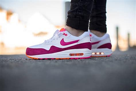 Marinka Maxy Pink Mo 1 Nike Air Max 1 Pink Power Trainers Sale Uk