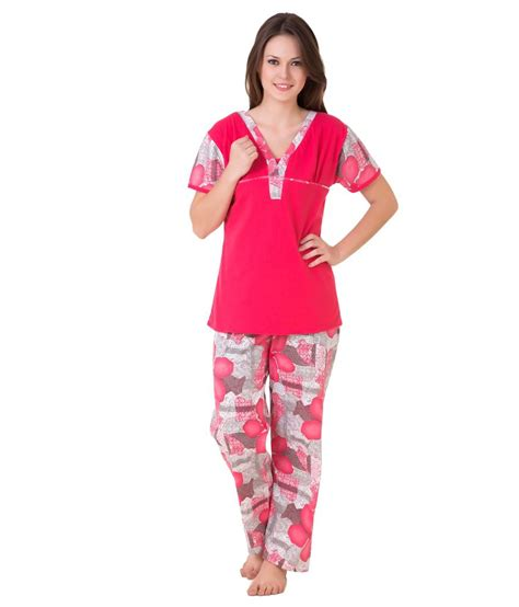 Marsha Set 4 Cantique 1 buy masha cotton nightsuit sets at best prices