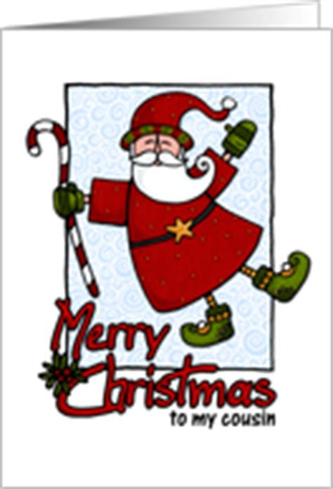 christmas cards  cousin  greeting card universe