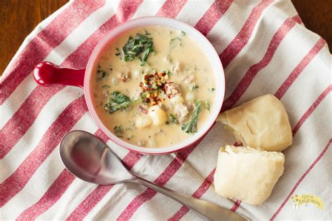 Oven Zuppa Soup zuppa toscana soup