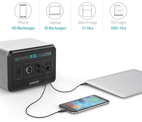 anker portable battery charger anker s 120 600mah portable battery weighs 9