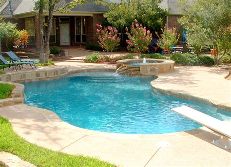 Swiming Pools Pool Spas With Swimming Pool Designs Also In