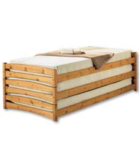 bed with mattress included stakka single guest bed review compare prices buy online