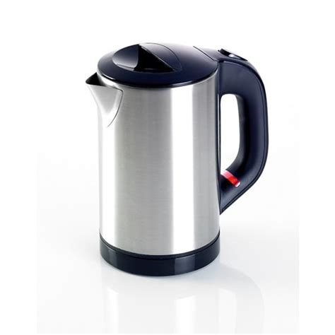 eco stainless steel 06 litre mini kettle out of eden