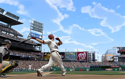 mlb 13 the show review a homerun hit aol