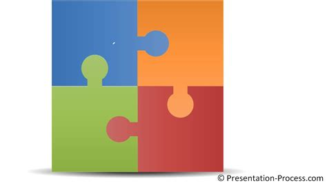Powerpoint Jigsaw Template Free 2 Best And Professional Templates Powerpoint Jigsaw Template 2