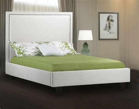 bed headboards canada harrow upholstered double bed canadian fabric beds