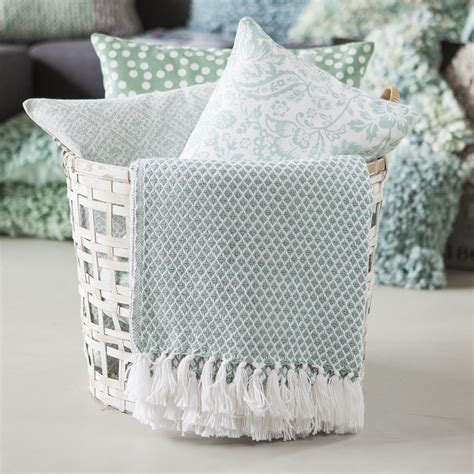 Wohnzimmer Idee 5006 by Indoor Tagesdecke Quot Small Gr 252 N Quot 130cmx170cm Plaid