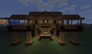 House Building Ideas minecraft building ideas stilt house