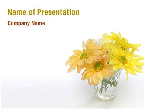 Pastel Flowers Powerpoint Templates Pastel Flowers Powerpoint Backgrounds Templates For Flower Powerpoint Templates