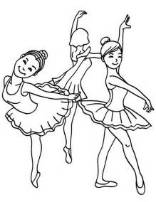 dancer coloring pages free coloring pages of dancer poses