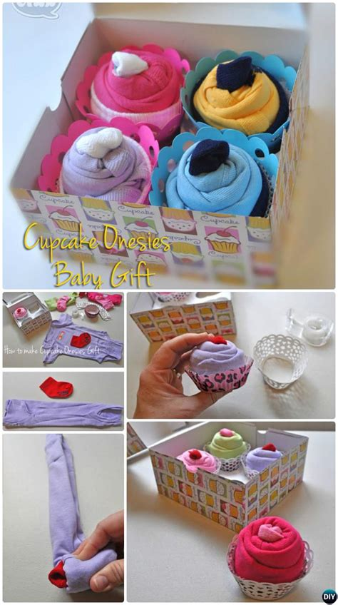 Handmade Newborn Gifts - handmade baby shower gift ideas picture