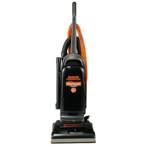 hoover vaccum hoover 174 windtunnel 174 13 quot bagged commercial upright vacuum
