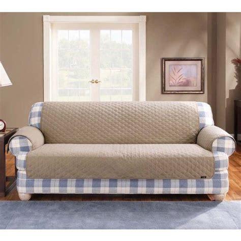 fit furniture friend sofa slipcover linen