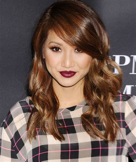 brenda song s haircut quot suite quot debuts sleek