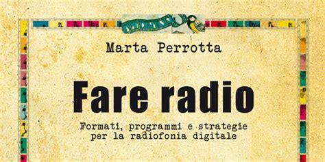 libreria feltrinelli roma viale libia fare radio di marta perrotta alla libreria feltrinelli