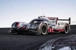 Porsche Hybrid Le Mans Official 2017 Porsche 919 Hybrid Gtspirit