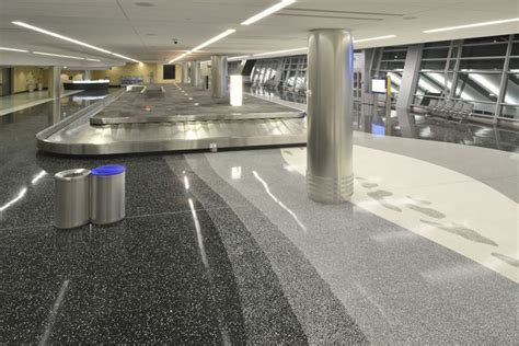 San Diego International Airport   National Terrazzo and