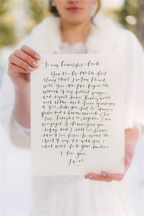 1000  images about Love letters on Pinterest   Wedding