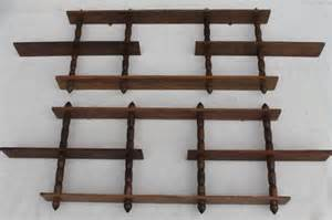 shelves for collectibles vintage wooden display shelves for miniatures tiny