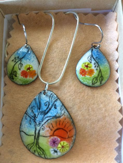 make enamel jewelry 2517 best images about jewelry on