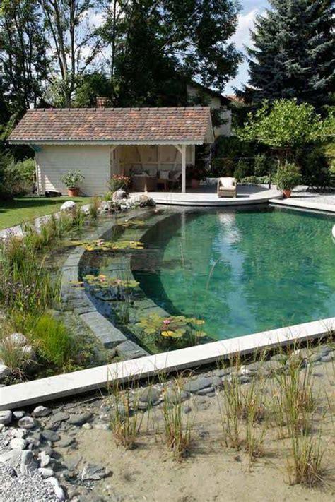 natural backyard pools 24 backyard natural pools you want to have them