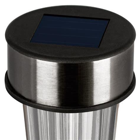 eclairage exterieur inox 24x le solaire led 201 clairage ext 233 rieur jardin lumi 232 re