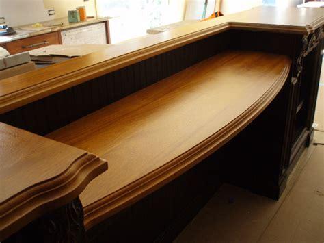 Wood Plank Countertop by Premium Wide Plank Wood Gallery Custom