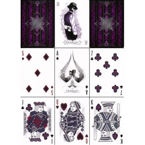 Artifice Purple purple on