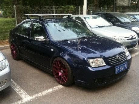 Auto Extreme Tuning by Extreme Tuning From China Volkswagen Bora Carnewschina