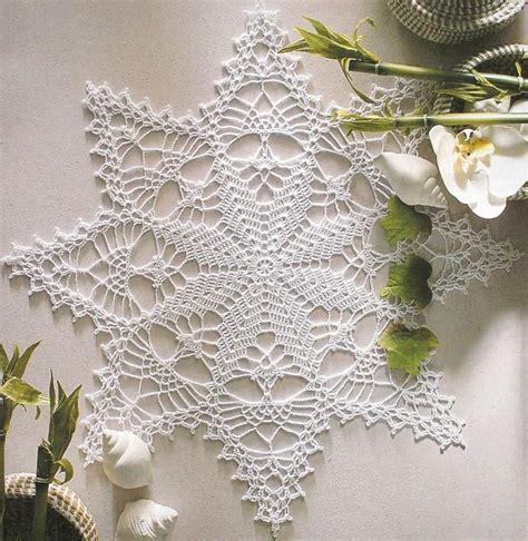Modele De Napperon Au Crochet