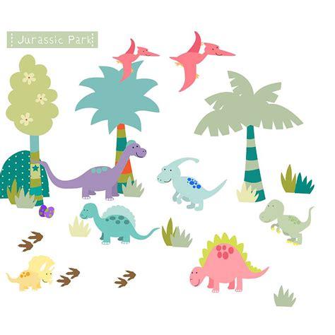 dinosaur stickers for walls dinosaur fabric wall stickers by littleprints notonthehighstreet