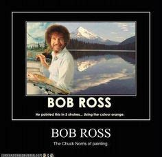 bob ross painting the universe bob ross in a parallel universe bob ross bobs and universe