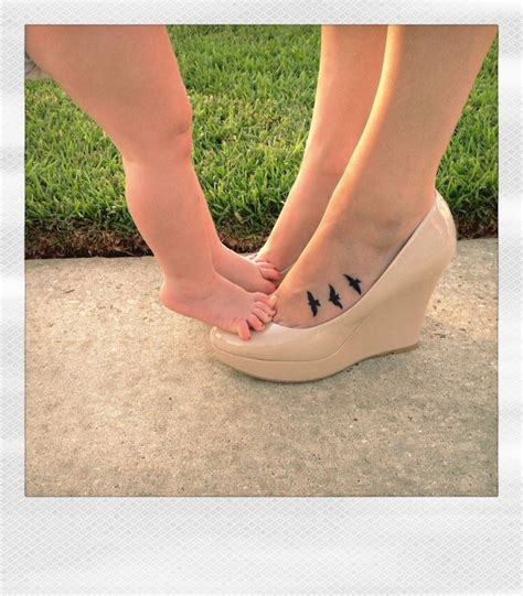 small bird foot tattoos 25 best ideas about tattoos representing children on