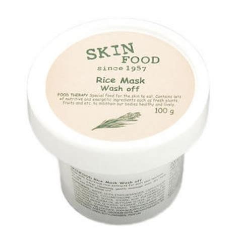 The Skinfood Rice Mask Wash beautydeptstore trusted store