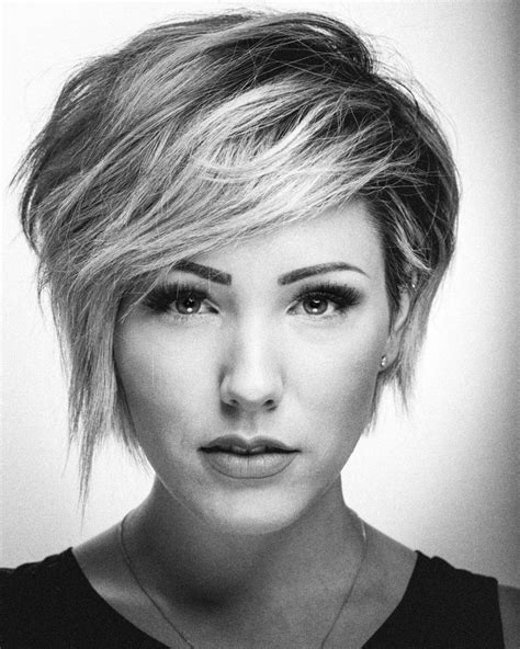 chop hairstyle for women longer version 25 best ideas about shaggy pixie cuts on pinterest
