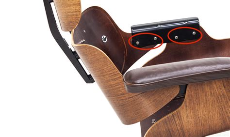 Eames Chair Shock Mounts by Replacement Neoprene Shock Mounts For Eames Lounge Chair