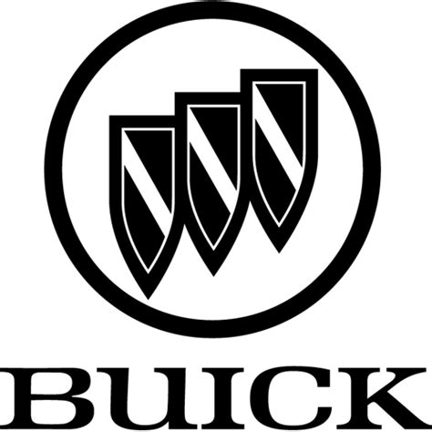 buick logo decal sticker buick logo