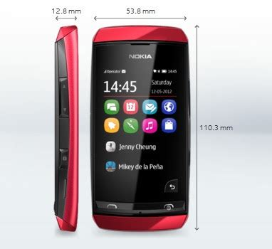 Hp Nokia Asha 306 Bekas daftar harga hp nokia terbaru 2013